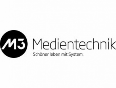 Download Logo M3 Medientechnik