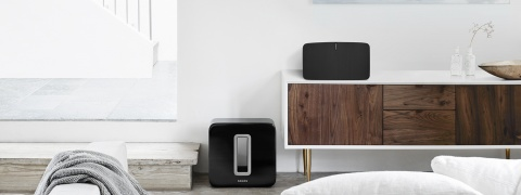 Sonos Multiroom Audio M3 Medientechnik
