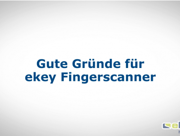 ekey Home Fingerprint